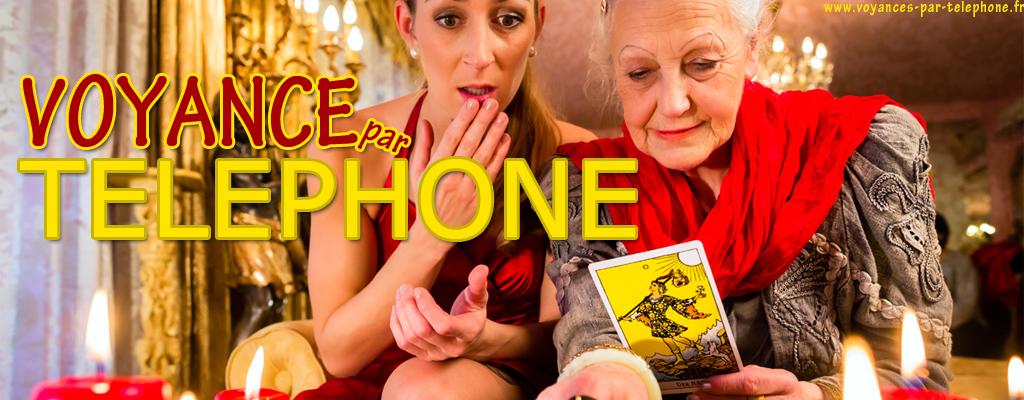 Voyances par telephone